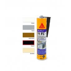 Клей-герметик полиуретановый Sika Sikaflex 11 FC+ черный 300 мл