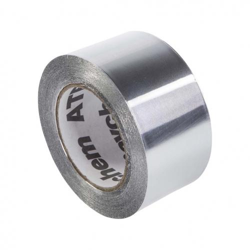 Клейкая алюминиевая лента ATE-180 (55 х 0,05 м)
