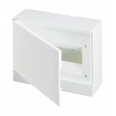 Бокс настенный ABB Basic E 12М белая дверь | 1SZR004002A2104