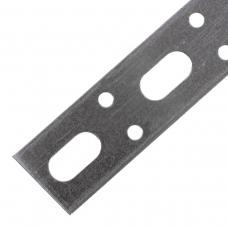 Лента перфорированная 0.5х17 мм 10 м, сталь