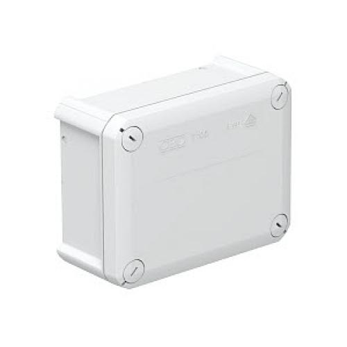 Распределительная коробка OBO Bettermann T100 | 150x116x67 мм | сплошная стенка (T100 OE) | 2007255