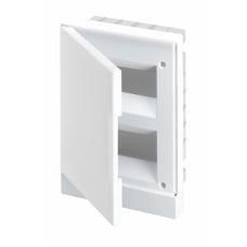 Бокс встраиваемый ABB Basic E 16М белая дверь | 1SZR004002A1105