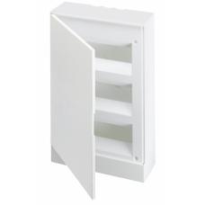Бокс настенный ABB Basic E 36М белая дверь | 1SZR004002A2109