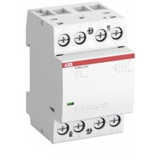 Контактор модульный ABB ESB63-40N-06 (4НО) 230В AC/DC