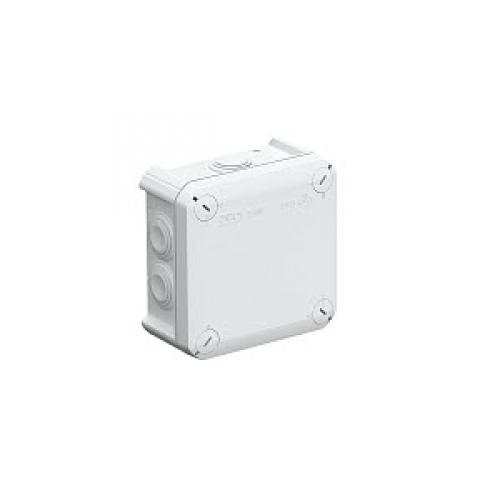 Распределительная коробка OBO Bettermann Т60 | 114x114x57 мм | со вставным уплотнителем 7xM25 (T60) | 2007061