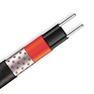Саморегулирующийся греющий кабель для обогрева кровли
