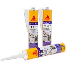 Клей-герметик полиуретановый Sika Sikaflex 11 FC+ белый 300 мл