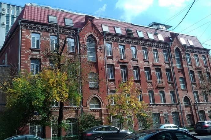 Фотография объекта в городе Москва, ул. Октябрьская, где выполнялась работа