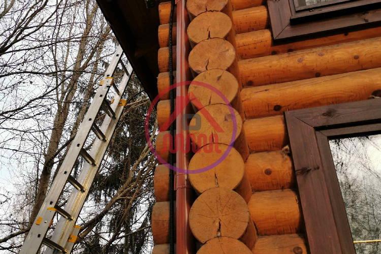 Обогрев кровли в Мытищах фото №34
