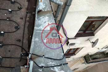 Обогрев мансардных оконна крыше фото №13