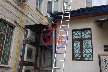 Обогрев мансардных оконна крыше фото №3