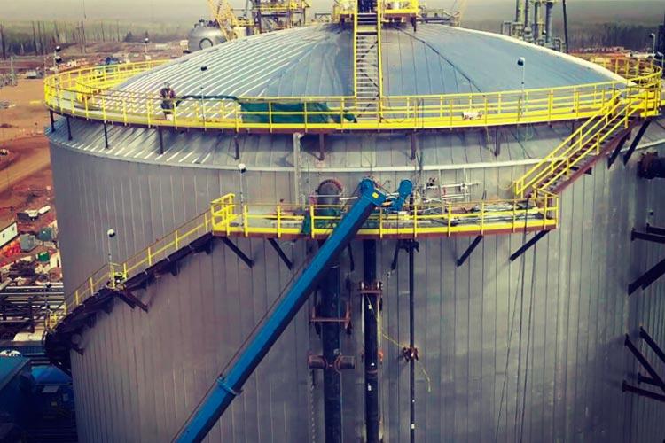 Устаревшие методы обогрева резервуаров